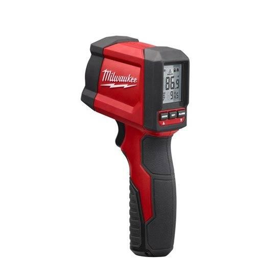 Milwaukee Infrarot-Thermometer 2267-40 – im ergonomischen Pistolendesign