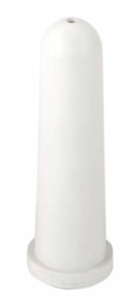 Sauger Standard weiß mit runder Lochung