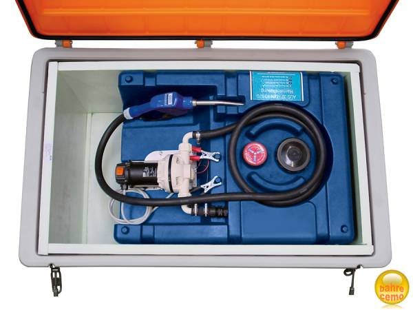 Isolierbox für Blue-Mobil Easy 125 und 200 Liter