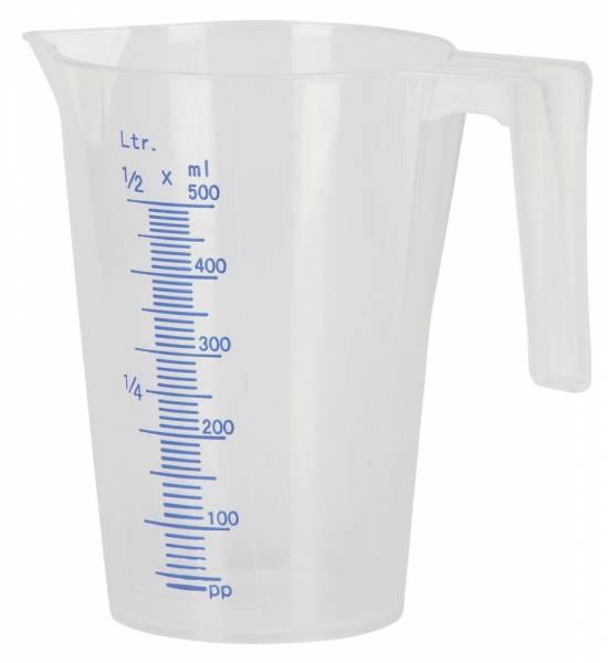 Messbecher transparent 500 ml