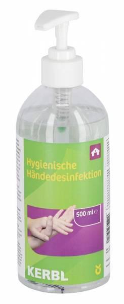 Hygienische Handdesinfektion