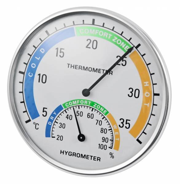 Thermometer-Hygrometer