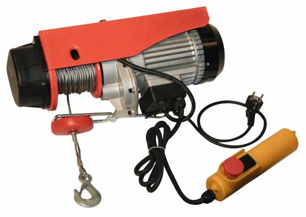 Seilwinde elektrisch 230 V / 1200 W