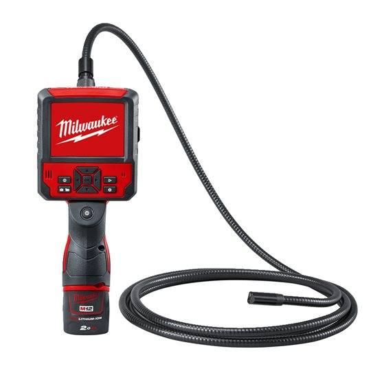 Milwaukee Inspektionskamera M12 IC AV3 mit abnehmbarem Display