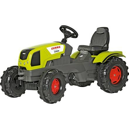 Rolly Toys Farmtrac CLAAS AXOS 340 mit Flüsterbereifung