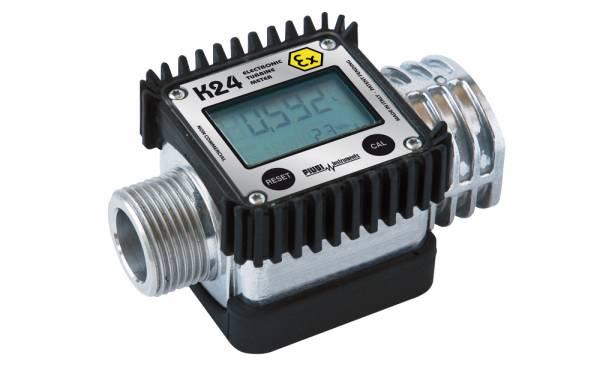 Digitaler Durchfluss-Zähler K24 A ATEX für Elektropumpe