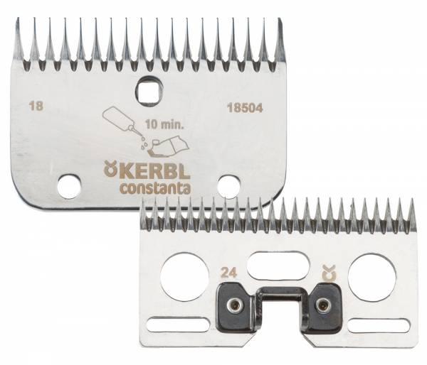 Schermesser-Set AR2 mit 18 / 24 Zähnen