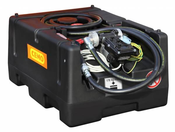 KS-Mobil Easy 120 Liter mit Elektropumpe 12 V ohne Klappdeckel