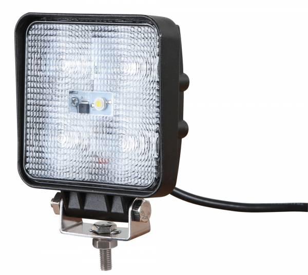 LED-Arbeitsscheinwerfer Abstrahlwinkel 60° – 15 Watt