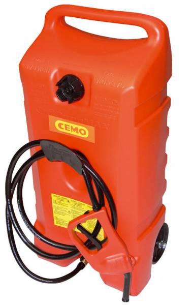 CEMO Kraftstofftrolley 53 Liter ohne Ex0-Ausstattung