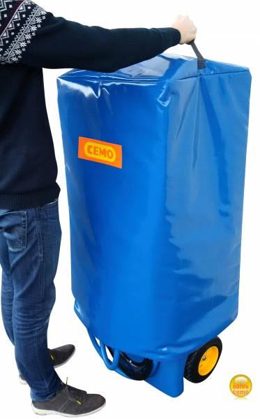 Isolier- und Schutzhaube für AdBlue® Trolley 60 und 100 Liter