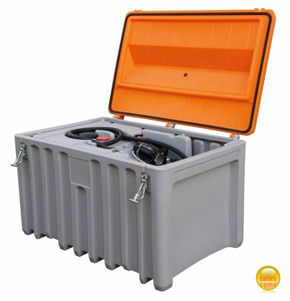 CEMbox 400 Liter für DT-Mobil Easy mit Befestigungseinsatz