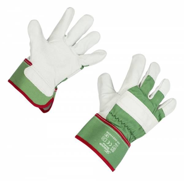 Rindsvollleder Handschuh Worker