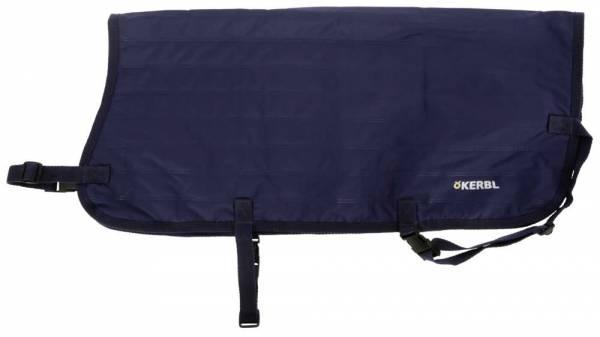 Kälberdecke EasyWear dunkelblau in Länge 70 und 80 cm
