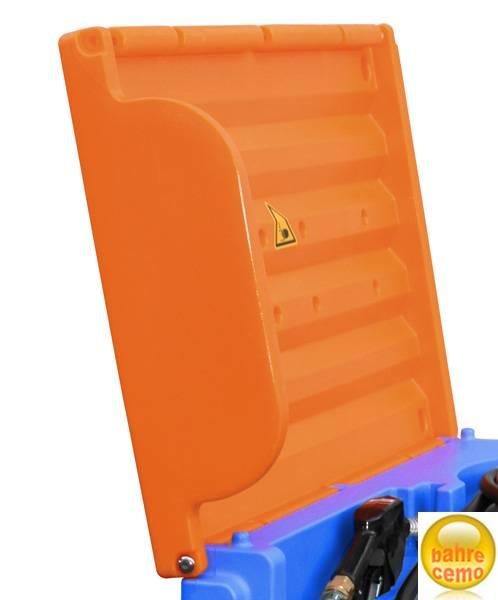Klappdeckel für Blue-Mobil Easy 430 und 600 Liter