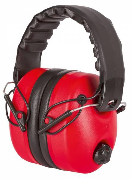 Kopfhörer Noise-Cancelling –Kapselgehörschutz mit Mikrofon