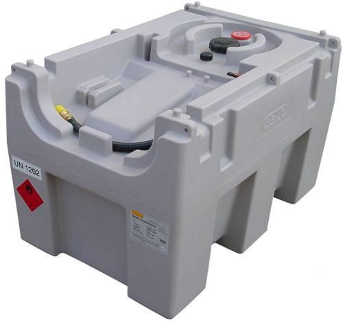 Beispiel DT-Mobil Easy 460 l ohne Pumpe und Deckel – mit Schnellkupplung