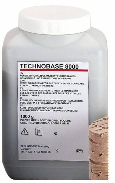 TECHNOBASE 8000 Pulver