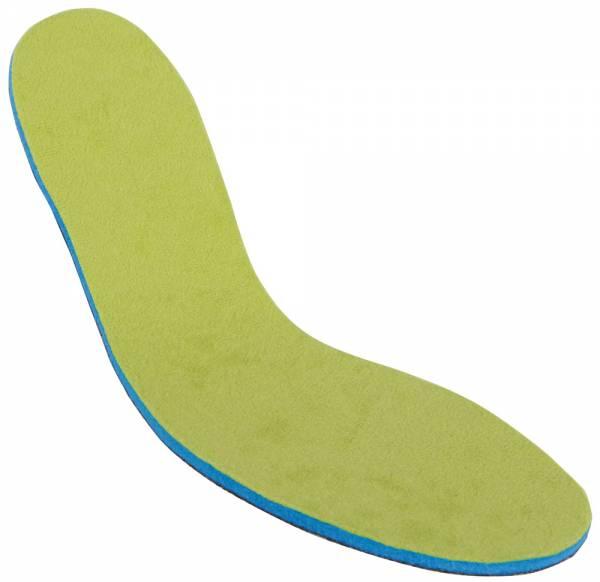Einlegesohle 3-Schicht für Stiefel und Sicherheitschuhe