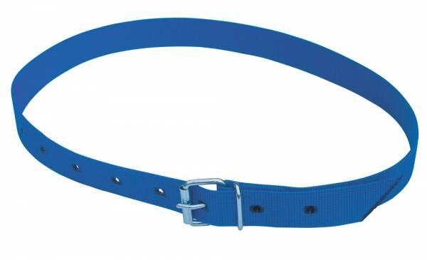 Halsmarkierungsband in blau für Rinder