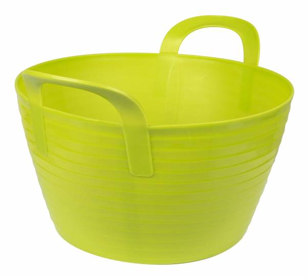 Flexibler Trog FlexBag 12 Liter in grün