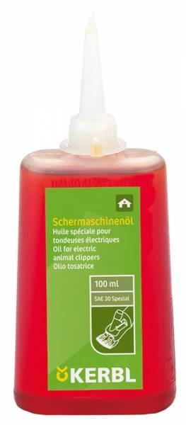 Schermaschinenöl für alle Markenschermaschinen 100 ml