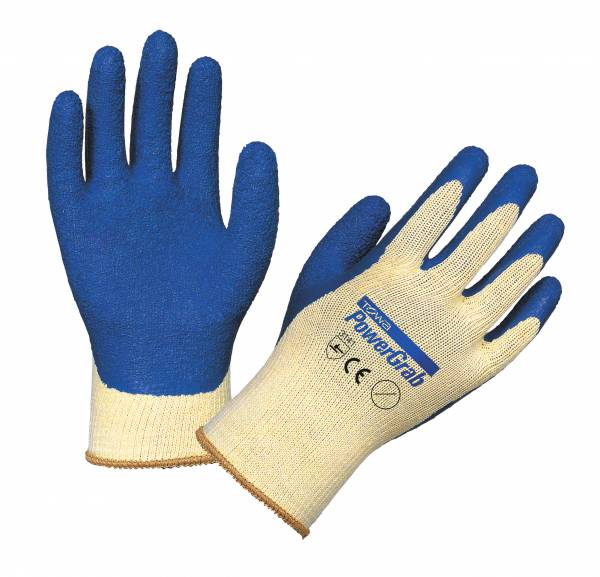 Handschuh PowerGrap mit Latexbeschichtung
