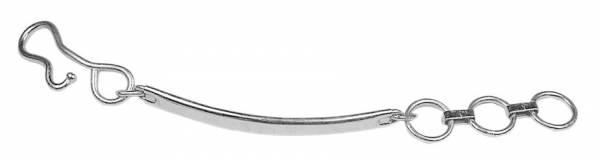 Rohrhalsbügel mit Auslösehaken