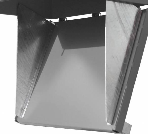 Bauer Zentrierwände für Klappbodenbehälter FB 500 und 750 – verzinkt