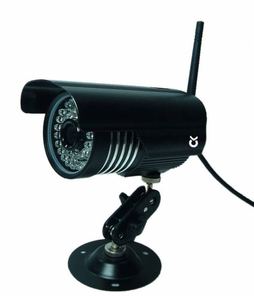 Abbildung ähnlich, Zusatzkamera inkl. Außenantenne und Videokabel