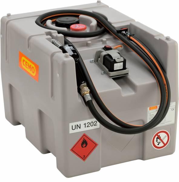 Dieseltankanlage DT-Mobil Easy 200 Liter mit Li-Ion-Akkusystem